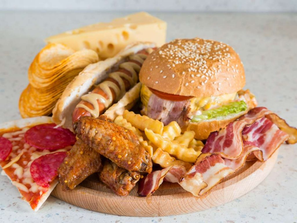 How to Stop Eating Junk Food?